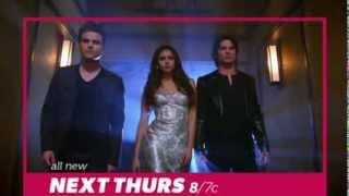 """The Vampire Diaries 4x21 - Season 4 Episode 21 Promo/Preview """"She's Come Undone"""" [HD]"""