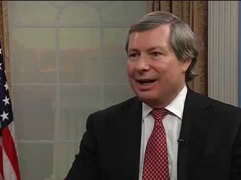Interview with Minsk Group Co chair Amb James Warlick