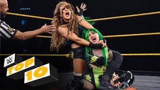 Top 10 NXT Moments: WWE Top 10, April 1, 2020