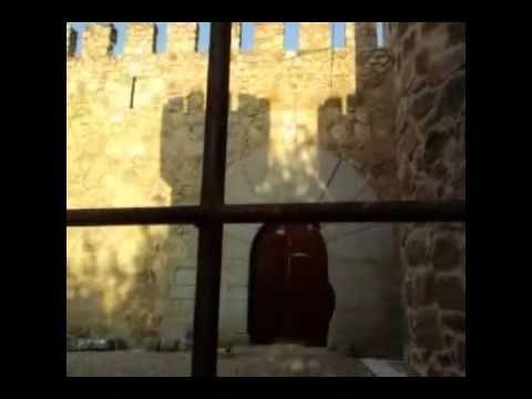 Castillo del Condestable Don Álvaro de Luna .wmv