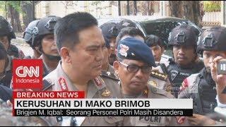 Video Kerusuhan di Mako Brimob: 5 Anggota Polisi Gugur, Satu Orang Masih Disandera download MP3, 3GP, MP4, WEBM, AVI, FLV Oktober 2018
