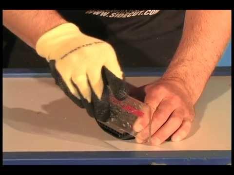 Scraper Sharpener (manual)  - explained