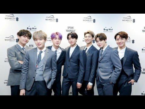 BTS Acceptance Speech for Van Fleet Award 2020