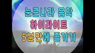 [KPOP]NUNKUNNARA(눈큰나라)_Album Highlight Medley