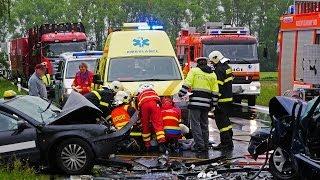 Dopravní nehoda se zraněním (vyproštění osob) - Opava (směr Hradec nad Moravicí) - 16.5.2014 - 10:18