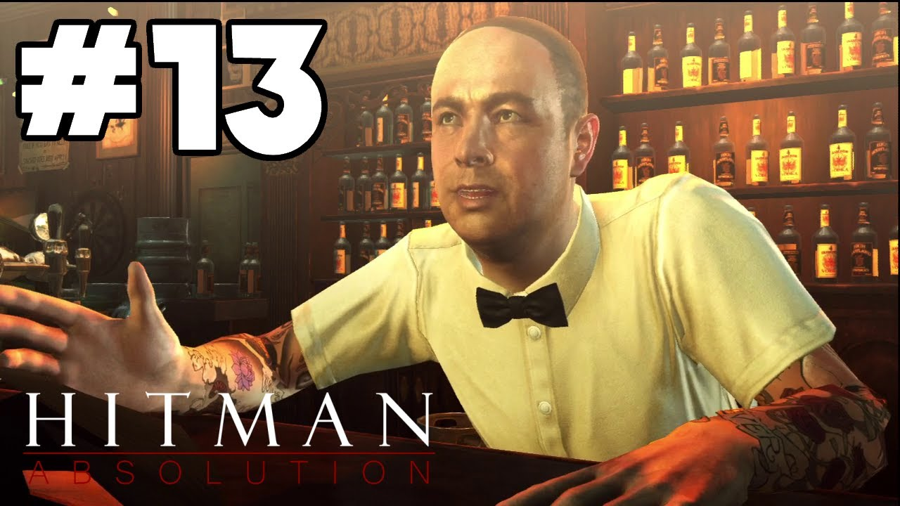 Hitman: Absolution – Walkthrough (Part 13) – Mission: Welcome to Hope (Great Balls of Fire)