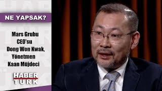 Ne Yapsak? - 11 Ocak 2019 (Mars Grubu CEO'su Dong Won Kwak, Yönetmen Kaan Müjdeci)