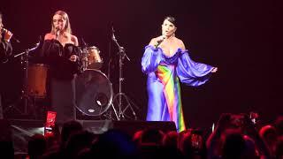 ESCKAZ in Tel Aviv: Jonida Maliqi (Albania) - Ktheju tokës - Euroclub Performance