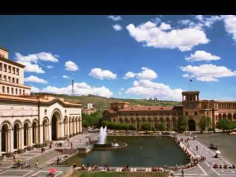 Portfolio Travel- Armenia
