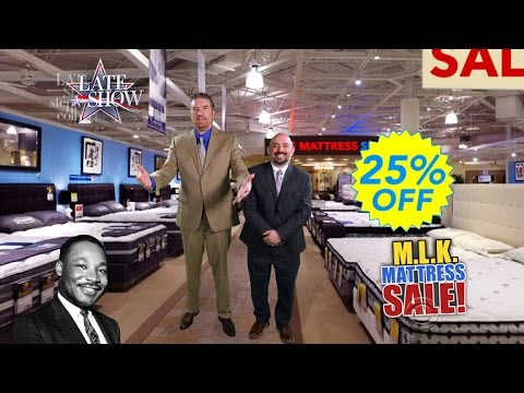MLK Day The Best Time To Buy A Mattress