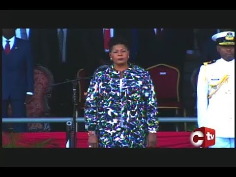Her Excellency  Paula Mae Weekes Makes History As President Of Trinidad And Tobago