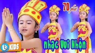 70 Phút Nhạc Thiếu Nhi Sôi Động Hay Nhất Cho Trẻ Mầm Non 2018