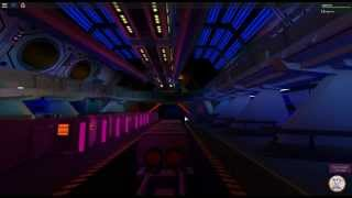 Blue Sky Cellar: Disneyland CA : ROBLOX! Ep1 - Space Mountain!