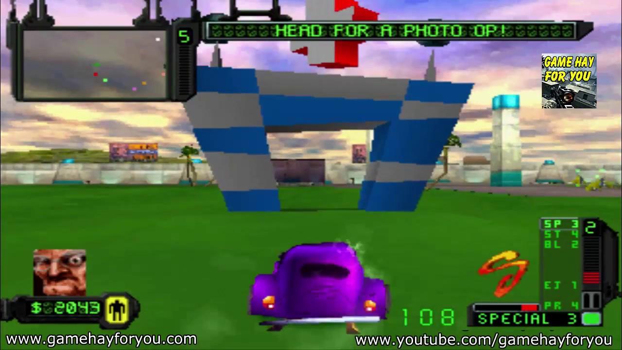 Play game Rogue Trip - Vacation 2012   Tải và chơi game Đua xe bắn súng playstation trên máy tính