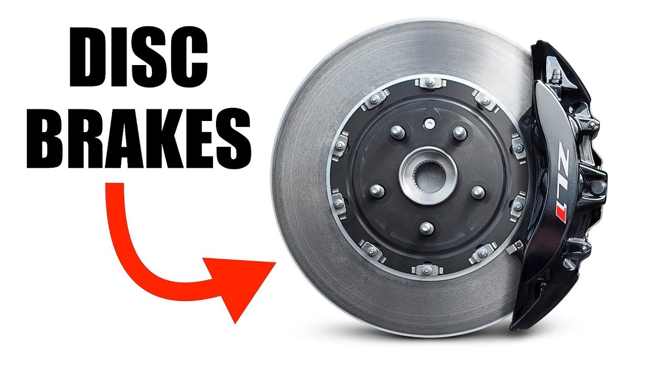 medium resolution of how disc brakes work fixed vs floating