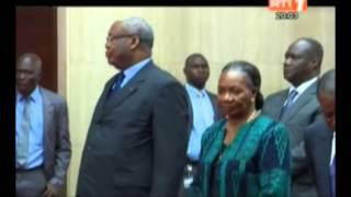 Retour du président Ouattara à Abidjan après un séjour en France