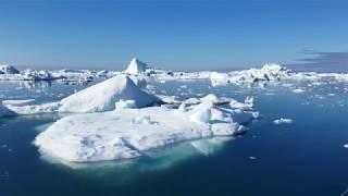 Гренландия 2018, айсберги 1