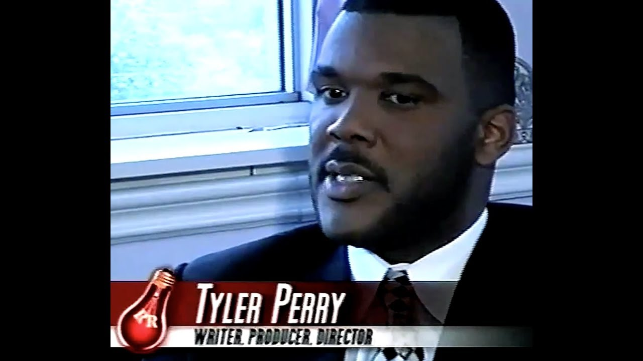 Tyler Perry's shares his personal beliefs in his first ...