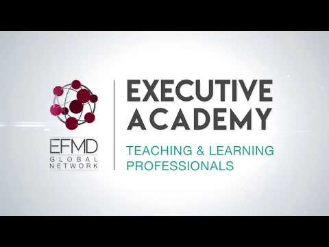 Teaching & Learning Executive Academy by EFMD Global Network