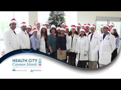Happy Holidays from International Hospital, Health City Cayman Islands