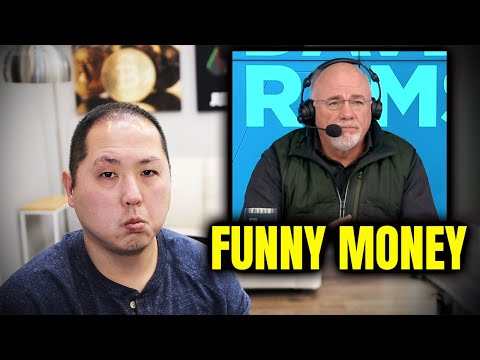 Bitcoin is 'FUNNY MONEY' | Dave Ramsey's Reaction to Caller Who Made $100,000 with BTC