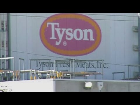 Tyson Foods: New facility in Tennessee to create 1,500 jobs