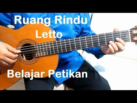Belajar Gitar Ruang Rindu Petikan