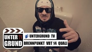 BRENNPUNKT - VBT Splash 2014 Qualifikation