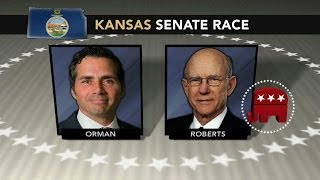 Can an Independent steal Kansas from the GOP?