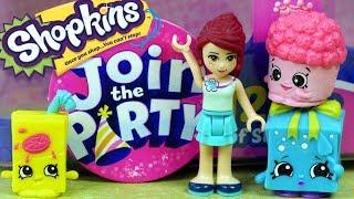 Shopkins • Urodzinowe Zakupy • Lego Friends • Bajki dla dzieci