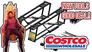 We bought a QuickJack 5000 for how much?!?! Shout out to COSTCO!!