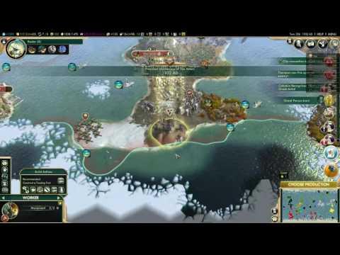 Civilizations V Aztec Montezuma Episode 15