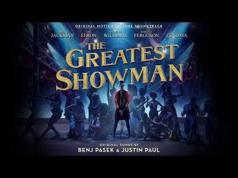 The Greatest Showman Soundtrack 2018 -