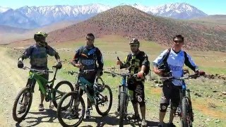 MTB ~ Tour of Morocco ROCKS !
