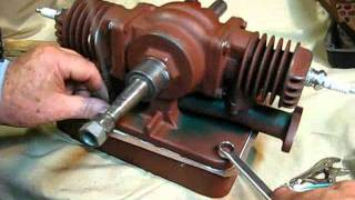 1937 Maytag Engine model 72  repair #34