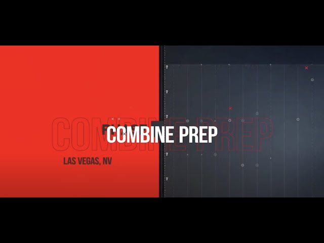 2021 Phase 1 Sports NFL Combine Prep Program