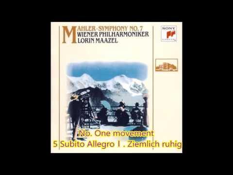 Mahler - Symphony No.7  E minor