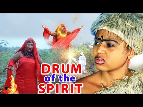 Drums Of The Spirit 1&2 - Regina Daniels 2019 Latest Nigerian Nollywood Movie Full HD