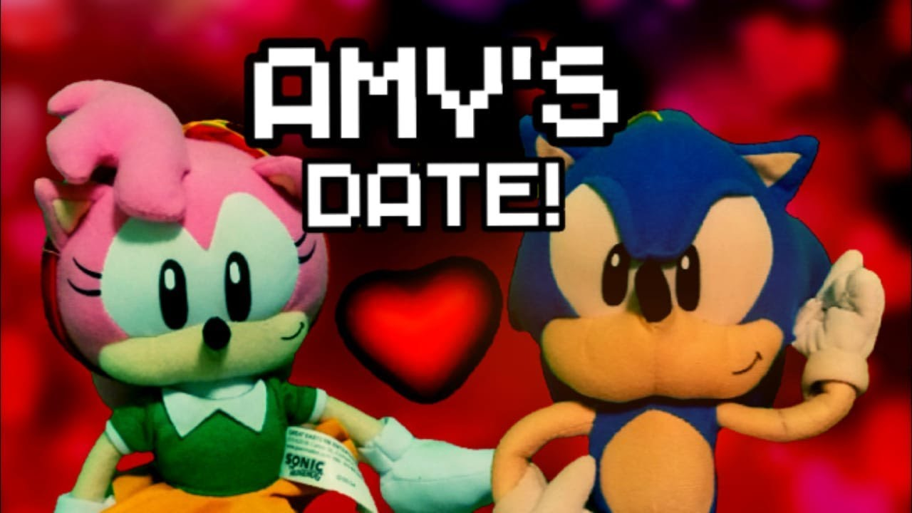 Sonic the Hedgehog - Amy's Date!