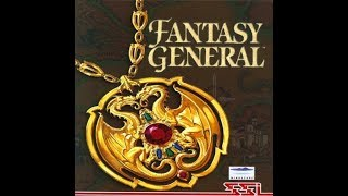 Let's Play Fantasy General #1 - Aer Needs You!