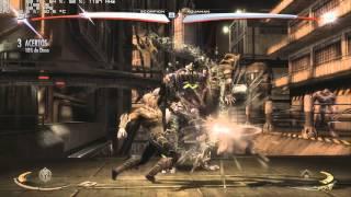 Injustice: Gods Among Us on GTX 660 Max Settings