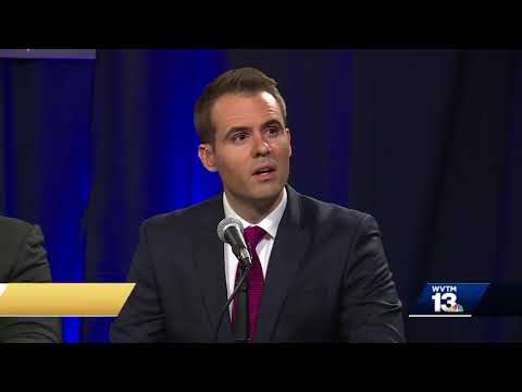 VIDEO: Alabama Republican gubernatorial debate
