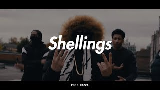 "(CGM) Sav'O x ZK x Digga D Type Beat - ""Shellings"" 