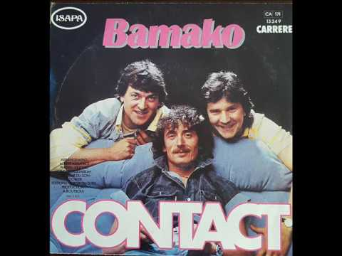 BAMAKO Groupe CONTACT 1983 PISTE 1