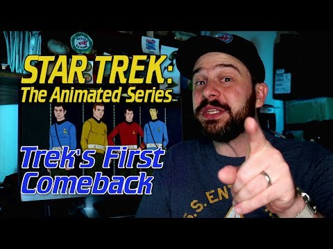 Looking at Star Trek: The Animated Series | Trek's First Comeback