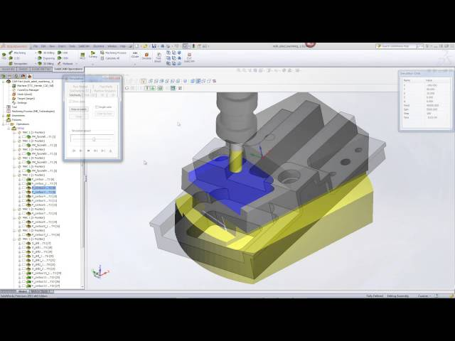 Indexial Multi-Sided Machining Part 1
