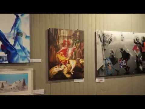 L'Alsace dans tous ses états : exposition d'art à Goxwiller