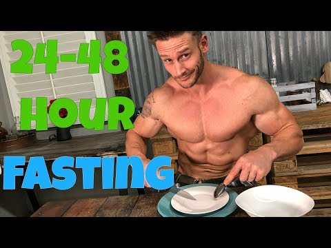 Why Long Term Fasting is AMAZING: 1-2 Day Fasts- Thomas DeLauer