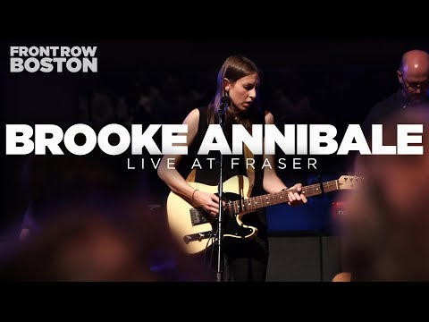 Brooke Annibale – Live at Fraser