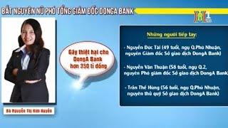 Khởi tố 7 bị can liên quan đến sai phạm tại ngân hàng TMCP Đông Á - Hội sở TPHCM   Nhật ký 141
